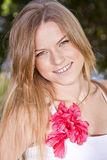 Beauty blonde Royalty Free Stock Images