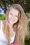 Beauty blonde Royalty Free Stock Photo