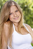 Beauty blonde Royalty Free Stock Image