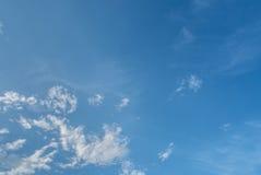 Beauty blue sky with cloud. Beauty blue sky with cloud background Stock Photos