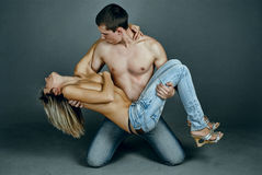 Beauty of body Royalty Free Stock Photography