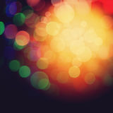 Beauty Bokeh. Royalty Free Stock Images