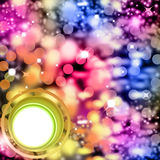 Beauty of bokeh Royalty Free Stock Images