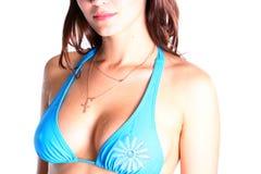 Beauty breast Royalty Free Stock Photo