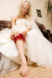 Beauty bride Stock Photos