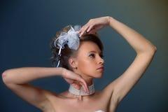 Beauty bride Stock Photo