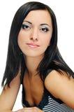 Beauty brunette Stock Images