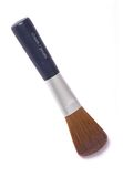 Beauty brush. Make up brush from natural hair Royalty Free Stock Photography