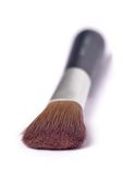 Beauty brush. Make up brush from natural hair Royalty Free Stock Photos