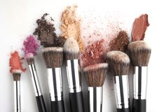Free Beauty Brushes. Royalty Free Stock Photography - 152849387
