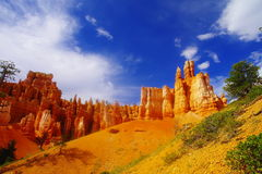 The beauty of Bryce Canyon. Royalty Free Stock Photography