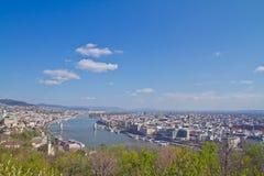 Beauty Budapest Royalty Free Stock Photos