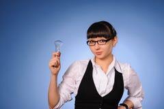 Beauty business woman Stock Image