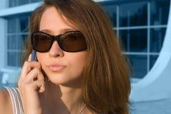 Beauty Business Woman Stock Photography