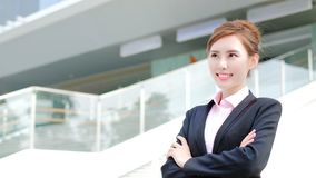 Beauty business woman Royalty Free Stock Photography