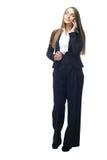 Beauty business woman Stock Photos