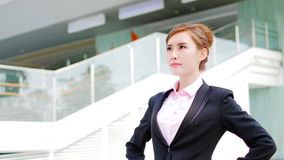 Beauty business woman Stock Images