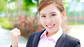 Beauty business woman Royalty Free Stock Photos