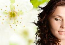Beauty care Stock Photos
