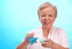 Beauty care Stock Photo