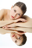 Beauty Care Stock Photo