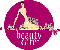 Beauty.care Fotografia Stock