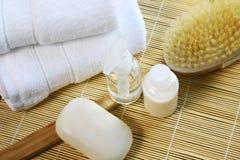 Beauty care Royalty Free Stock Photo