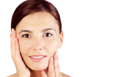 Beauty care Royalty Free Stock Image