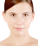 Beauty care Stock Image
