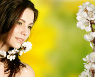 Beauty care Stock Images