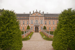 Beauty of castle architecture Royalty Free Stock Image