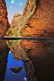 Beauty Of Cathedral Gorge Stock Photos