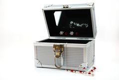 Beauty chest Royalty Free Stock Image