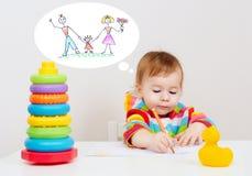 Beauty child Stock Image