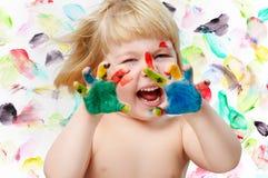 Beauty child Stock Photo