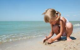 Free Beauty Child At Sea Royalty Free Stock Photos - 11893988