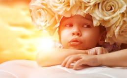 Beauty child Royalty Free Stock Photo