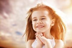 Beauty child Stock Photos