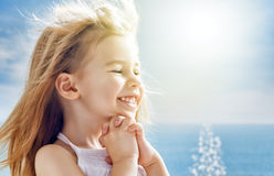 Beauty child Stock Images