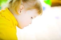 Beauty child portrait Stock Photo