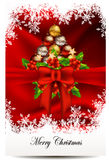 Beauty christmas card background Royalty Free Stock Photography