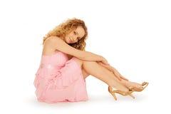 Beauty cinderella royalty free stock photo
