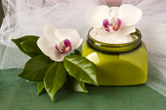 Beauty and cleaning products 3 Royalty Free Stock Photos