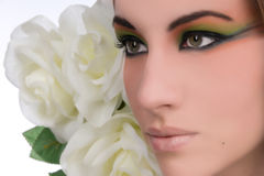 Beauty Close-up Royalty Free Stock Images