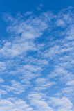 Beauty Clouds with blue sky background Royalty Free Stock Image