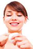Beauty collagen treatment Royalty Free Stock Photography