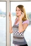 Beauty communication stock photo