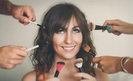 Beauty concept Stock Photos