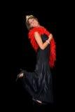 Beauty contest winner Stock Photography