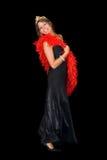 Beauty contest winner Stock Photo